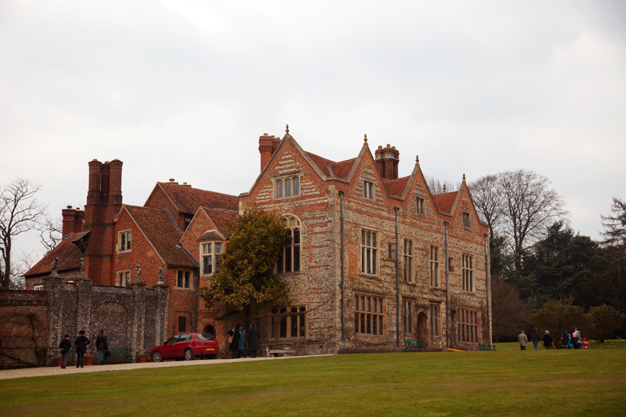 First view of Greys Court