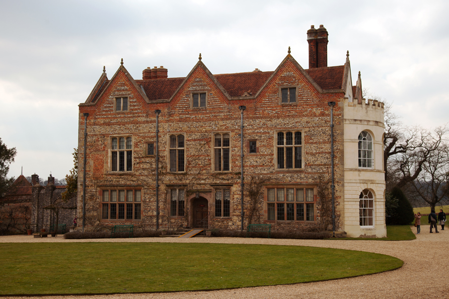 Another view of Greys Court