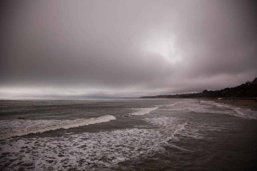 A sea of grey