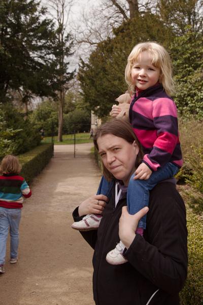 Sarah and Emily