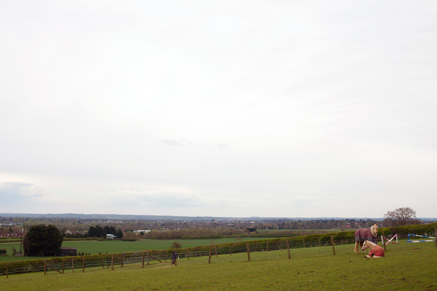 Looking across to Maidenhead