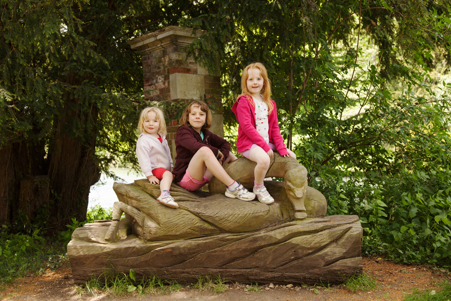 Emily, Rebekah and Holly