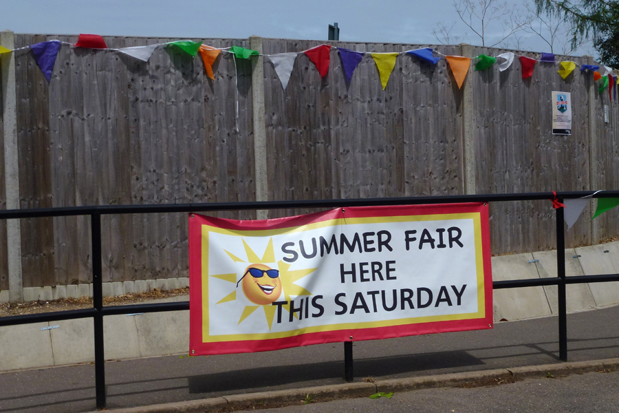 Summer Fair here!