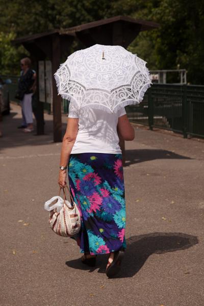 A proper parasol
