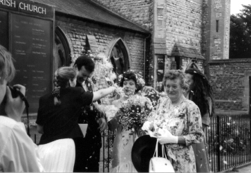 1991 J+L Wedding