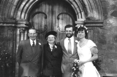 1992 A+Js Wedding