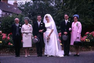 E J wedding